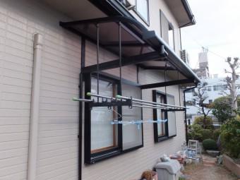 安芸区矢野 Y様邸 屋根施工例2