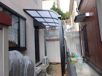 屋根 施工例