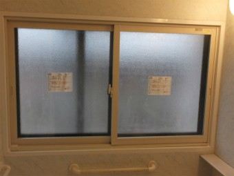 東広島市 F様邸 サッシ 施工例2