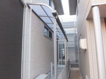 呉市焼山 F様邸 テラス施工例2