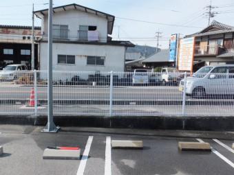 フェンス 施工例2