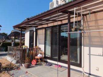 東広島市黒瀬町 Y様邸 サンルーム 施工例3