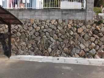 広島市安芸区中野東 N様邸 サイクルポート施工例1