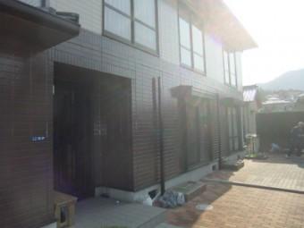 安芸郡熊野町 S様邸 バルコニー施工例1