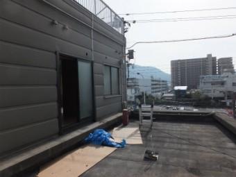 呉市広 K様邸 ライザーテラス施工例1