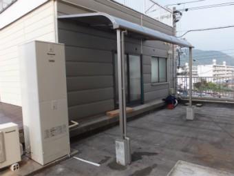 呉市広 K様邸 ライザーテラス施工例2