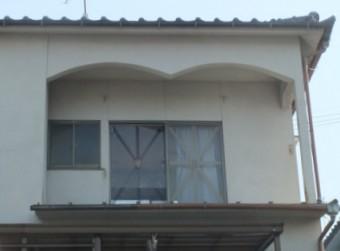 安芸郡坂町 N様邸 バルコニー施工例1