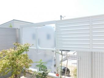広島県東広島市 O様邸 フェンス施工例6