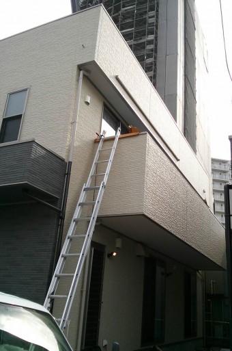呉市 K様邸 テラス施工例1