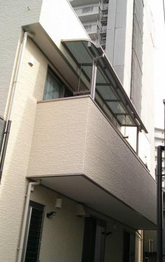 呉市 K様邸 テラス施工例2