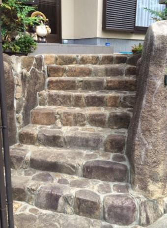 広島市安芸区矢野 T様邸 手すり施工例1