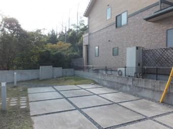 東広島市Y様邸 カーポート施工例1