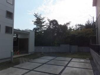 東広島市Y様邸 カーポート施工例3