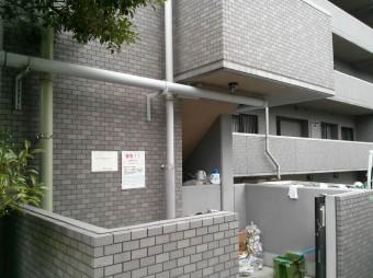 広島市安佐南区 Fマンション テラス施工例2