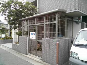 広島市安佐南区 Fマンション テラス施工例5