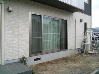 呉市 K様邸 ガーデンルーム・デッキ施工例1