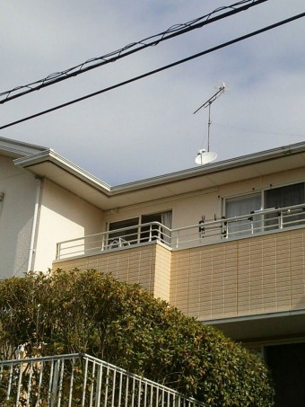 呉市焼山 K様邸 オーニング施工例1