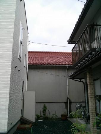広島県安芸高田市 S様邸 バルコニー施工例1