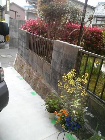 広島県呉市 O様邸 手すり施工例3