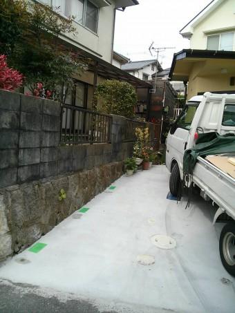 広島県呉市 O様邸 手すり施工例1