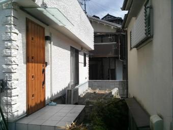 広島県呉市 テラス&デッキ施工例
