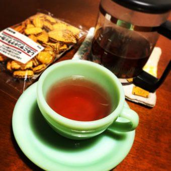 インフルエンザに紅茶